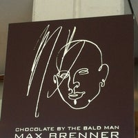 Photo taken at Max Brenner Chocolate Bar by Darryl F. on 1/4/2013