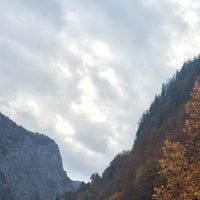 Photo taken at Hallstatt by Guide P. on 10/21/2017