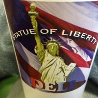 Photo taken at Statue of Liberty Deli by John Frank H. on 1/24/2013