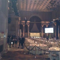 Photo taken at Cipriani Wall Street by John Frank H. on 1/29/2013