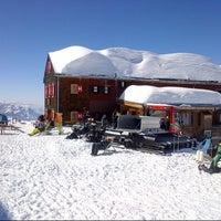 Photo taken at Wormser Hütte by Steffen H. on 3/27/2013