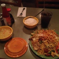 Photo taken at HuHot Mongolian Grill by David S. on 1/5/2013