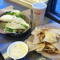 Photo taken at Qdoba Mexican Grill by Carissa🌸 M. on 10/14/2012