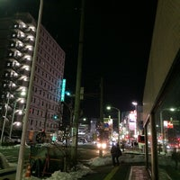 Photo taken at Matsumoto Bus Terminal by Eiji A. on 1/24/2015