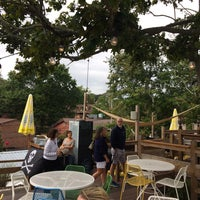 Photo taken at The Treehouse at Oyster Club by Jessica S. on 9/22/2017