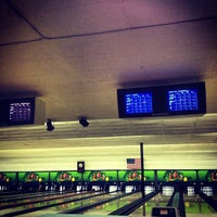 Photo taken at Park Center Lanes by Michael C. on 12/7/2012