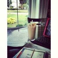 Photo taken at Scribblers Coffee Co. by Kari C. on 10/6/2013