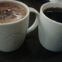 Photo taken at Starbucks by Wita A. on 9/29/2012