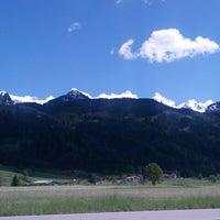 Photo taken at Pardatsch / Predazzo by Alberto P. on 5/14/2014