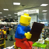 Photo taken at Barnes & Noble by Mr. M. on 6/20/2013