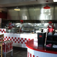 Photo taken at Five Guys by Mr. M. on 4/27/2013