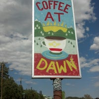 Photo taken at Coffee At Dawn by Gay D. on 9/22/2012