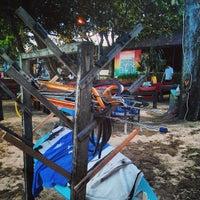 Photo taken at Beach Cafe by Alexandru P. on 4/8/2014