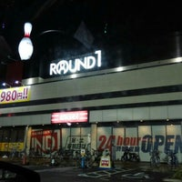 Photo taken at Round1 by ひまりん on 7/21/2016
