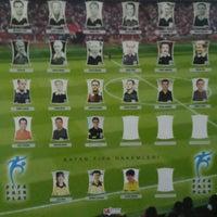 Photo taken at Türkiye Faal Futbol Hakemleri ve Gözlemcileri Derneği   İstanbul Şubesi by Oğuzhan Ü. on 8/31/2016