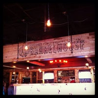 Photo taken at Crooked Fence Barrelhouse by Chris O. on 6/20/2013