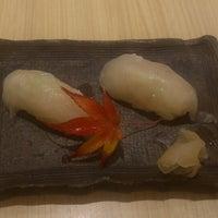 Photo taken at 鮨 竹半  若槻 by Yoshimasa a.k.a. D. on 12/12/2013