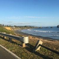 Photo taken at Pacific Ocean by Jennifer 8. L. on 8/11/2018