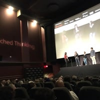 Photo taken at The Bloor Hot Docs Cinema by Jennifer 8. L. on 5/6/2017