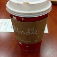 Photo taken at Starbucks by Chara N. on 12/18/2012