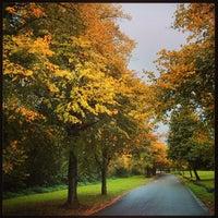 Das Foto wurde bei Thames Path von Roman K. am 10/20/2013 aufgenommen