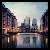 11/25/2012にRoman K.がDoubleTree by Hilton Hotel London - Docklands Riversideで撮った写真