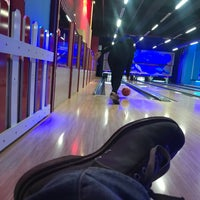 Photo taken at Funky Park & Bowling by oNuR on 12/19/2017