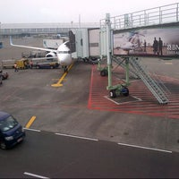 Photo taken at Terminal 2 by Dimas D. on 5/19/2013