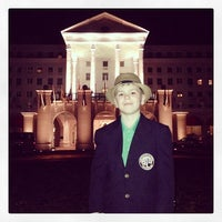Photo taken at The Forum at The Greenbrier by Paul A. on 3/22/2014