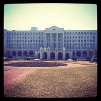 Photo taken at The Forum at The Greenbrier by Paul A. on 3/21/2014