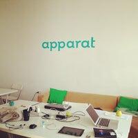Photo taken at Apparat HQ by Artem I. on 6/7/2013