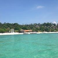 Photo taken at Phi Phi The Beach Resort by Nikolay R. on 12/29/2012