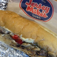 Photo taken at Jersey Mike's Subs by Anthony F. on 3/26/2014