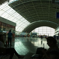 Foto tomada en İzmir Adnan Menderes Havalimanı (ADB) por Tolga T. el 6/28/2013