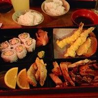 Photo taken at Miyabi Japanese Restaurant by Charlie G. on 1/5/2013