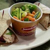 Photo taken at Jason's Deli by Charlie G. on 7/1/2015