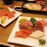 Photo taken at Miyabi Japanese Restaurant by Charlie G. on 3/29/2013