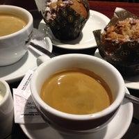 Photo taken at Caffè Nero by Geoff H. on 12/26/2013