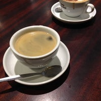 Photo taken at Caffè Nero by Geoff H. on 1/5/2014