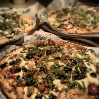 Photo taken at Pieology Pizzeria by Helena R. on 10/6/2012