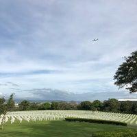 Foto tirada no(a) Manila American Cemetery and Memorial por Kiteey C. em 1/21/2018