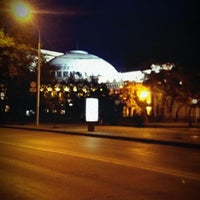 Photo taken at Площадь Ленина by bob99problems on 9/18/2012