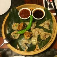 Photo taken at Oshi Asian Interactive restaurant by ukushu on 7/9/2015