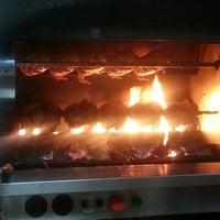 Photo taken at Backyard Rotisserie Chicken by Kobe S. on 12/28/2012