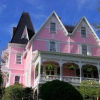 Photo taken at Cedar Crest Inn by Andrew H. on 9/29/2012