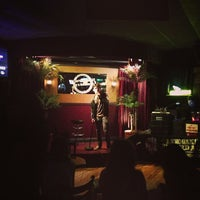 Photo taken at Boardwalk 11 Karaoke Bar by Tim P. on 6/9/2013