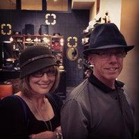 Photo taken at Goorin Bros. Hat Shop - Larimer Square by Tim P. on 9/1/2013