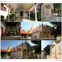 Photo taken at วัดท่ามะโอ by Anusak P. on 12/31/2012