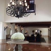 Photo taken at Bacara Resort - Ballroom A by Carmen H. on 5/8/2013