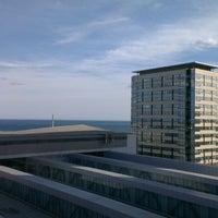 Photo taken at Centre de Convencions Internacional de Barcelona (CCIB) by Oleg S. on 4/8/2013